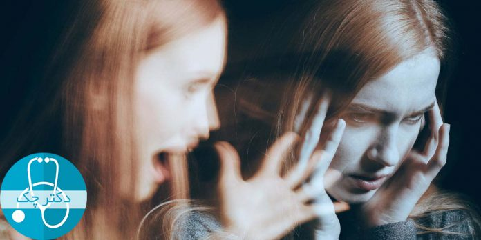 اسکیزوافکتیو چیست و چه علائمی دارد ؟