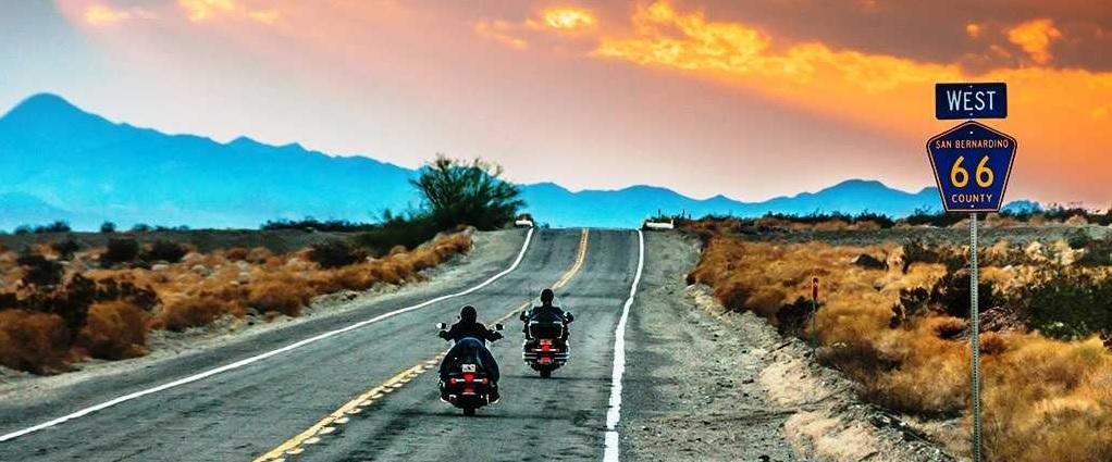 رویای آمریکای:جاده ۶۶