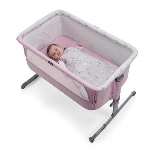 اندازه مناسب تخت خواب کودک کنار مادر