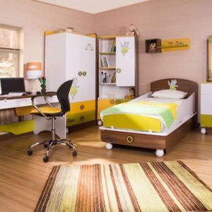 بررسی اجمالی انتخاب بهترین رنگ برای اتاق کودک دلبندتان!