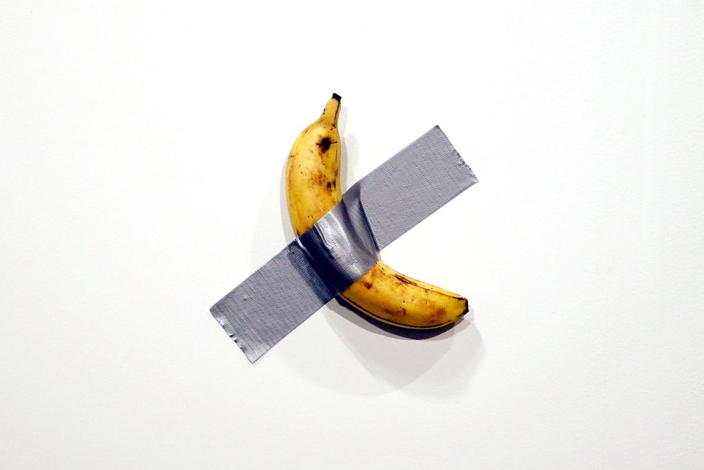 این هنره؟| نگاهی به جنجالی ترین اثر نمایشگاه سالانه آرت بزل
