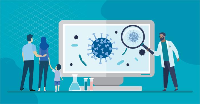 تأثیر کرونا ویروس بر روی برنامه نویسی