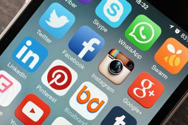 دست فروشی اینترنتی=شبکه اجتماعی!