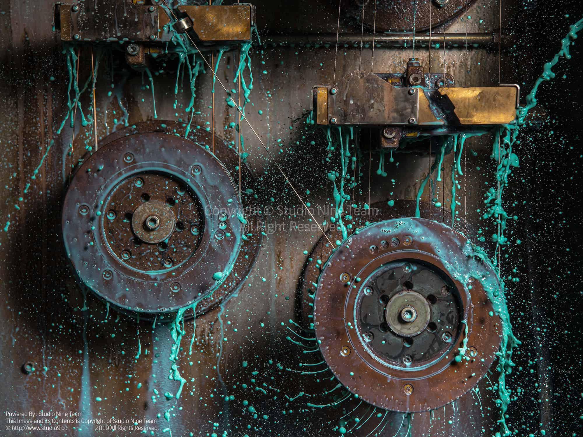 3 استودیو برتر عکاسی صنعتی در ایران