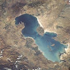 دریاچه ارومیه،خطری جدی