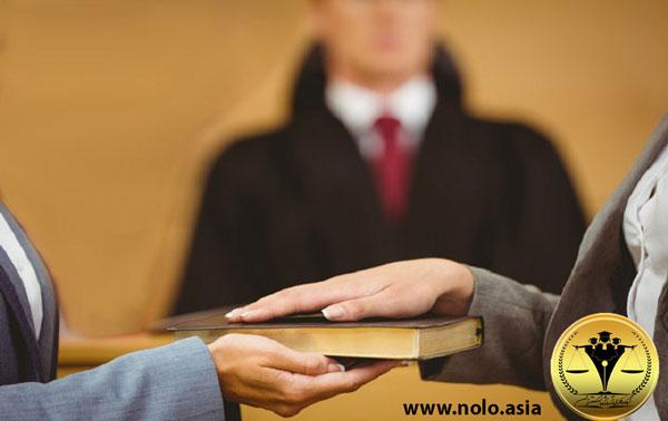شرایط شهادت شهود از نظر وکیل حقوقی