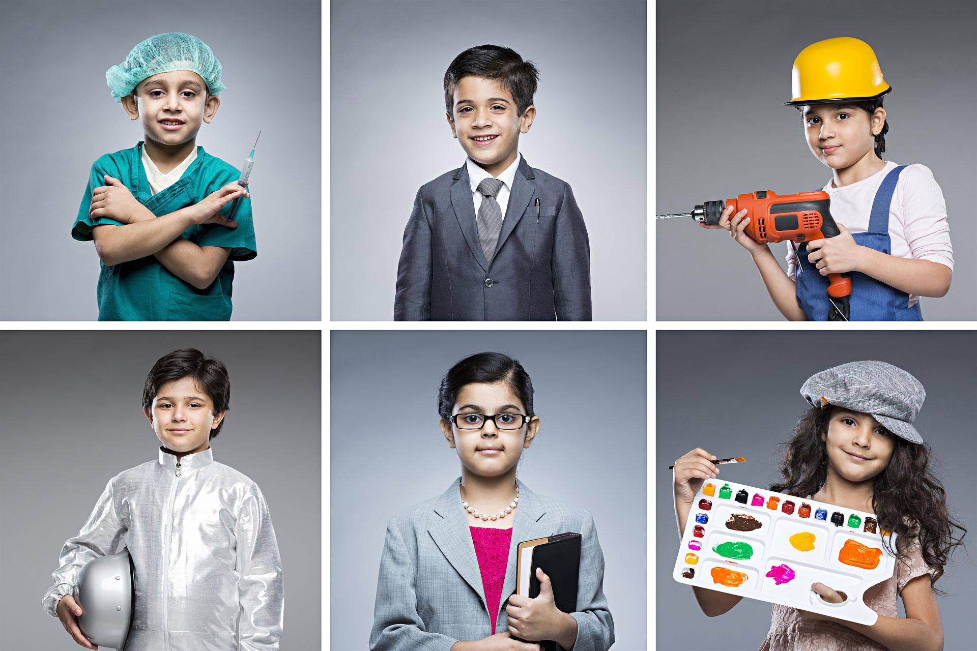 بچهها دنبال یاد گرفتن رویاهاشون میرن.