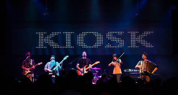 گروه «کیوسک» و نقش آن در موسیقی راکآلترناتیو