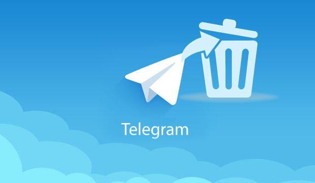آموزش دیلیت اکانت تلگرام + نکات قبل از پاک کردن