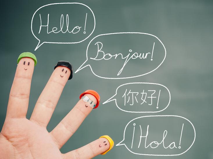 مدل سازی داده و طراحی پایگاه داده چند زبانه