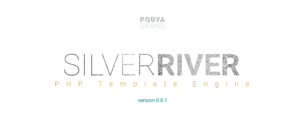 PHP Template Engine - SilverRiver