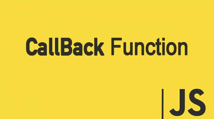 آشنایی با callback function