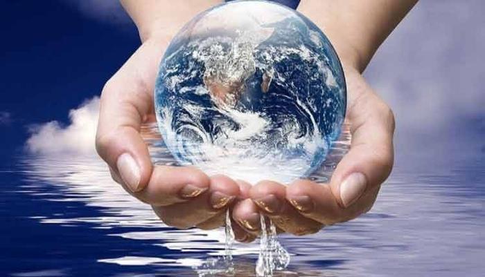 در مصرف آب صرفه جویی کنید