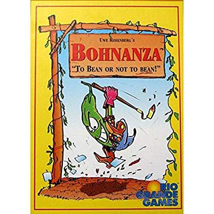 تصویر جلد بازی bohnanza