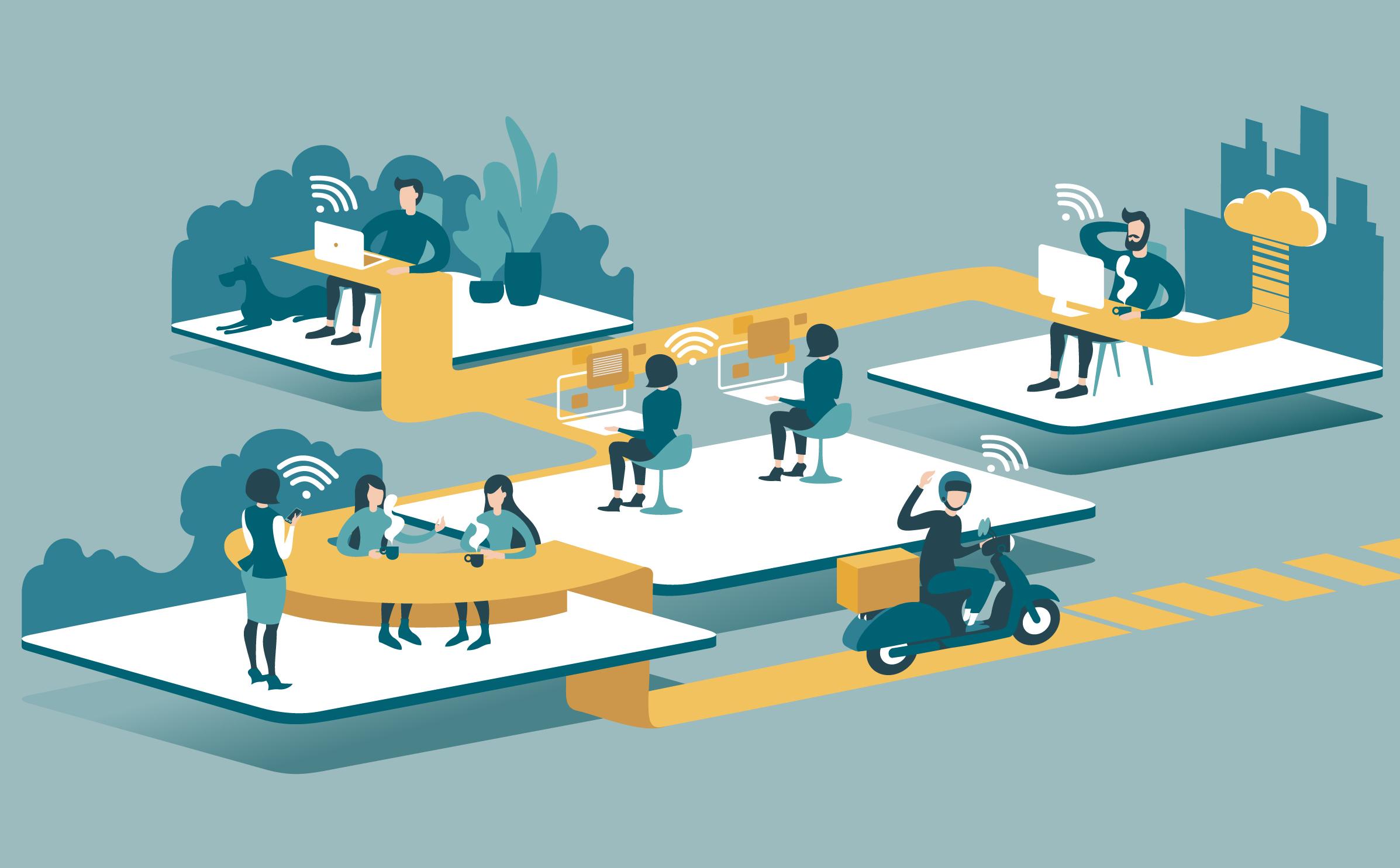 «اقتصاد گیگ» چه درهای جدیدی به روی بازار کار باز می کند؟