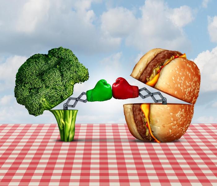 گیاه خواری و حقایقی که باید بدانید!