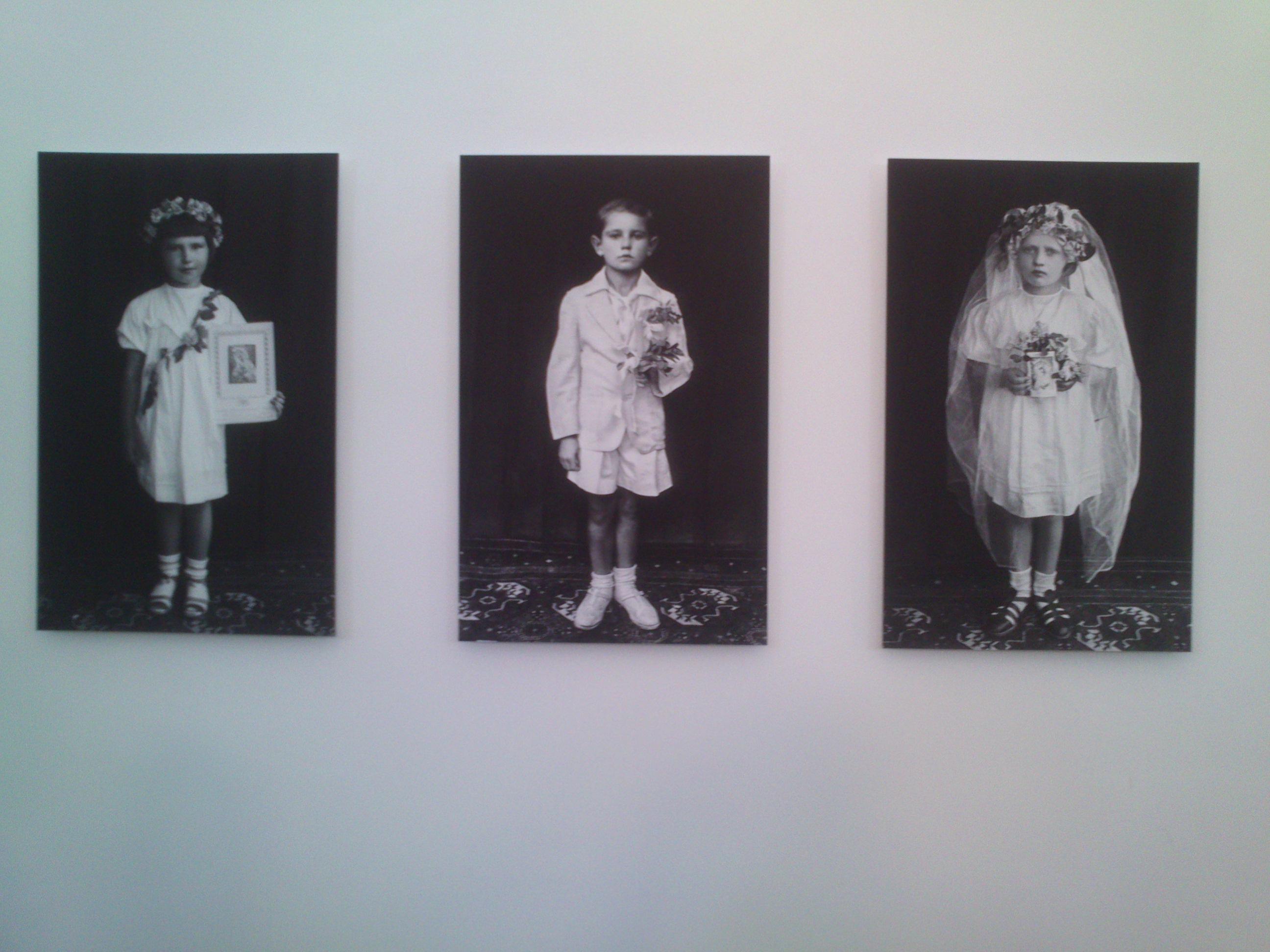 برخی از تصاویر لهستانی های مقیم ایران در نمایشگاه