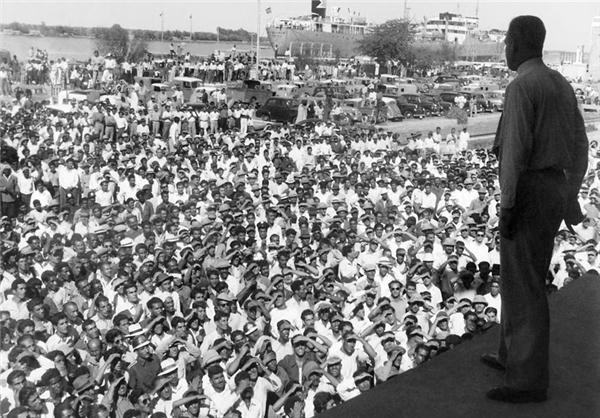 سخنرانی حسین مکی در هیات خلع ید