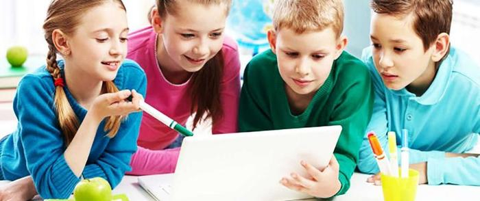 آموزش مهارت های کامپیوتر برای کودکان