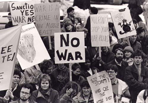 چرا باید از صلح دفاع کنیم؟