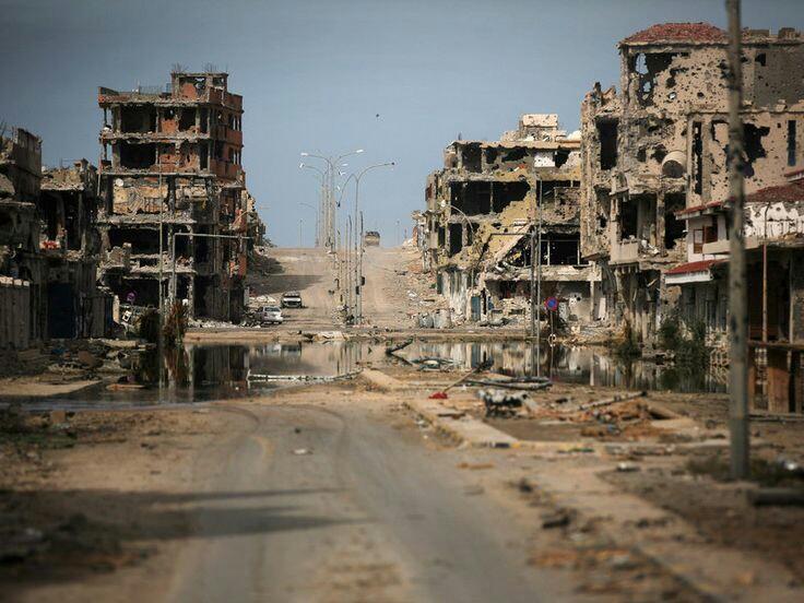 آشوب در خاورمیانه