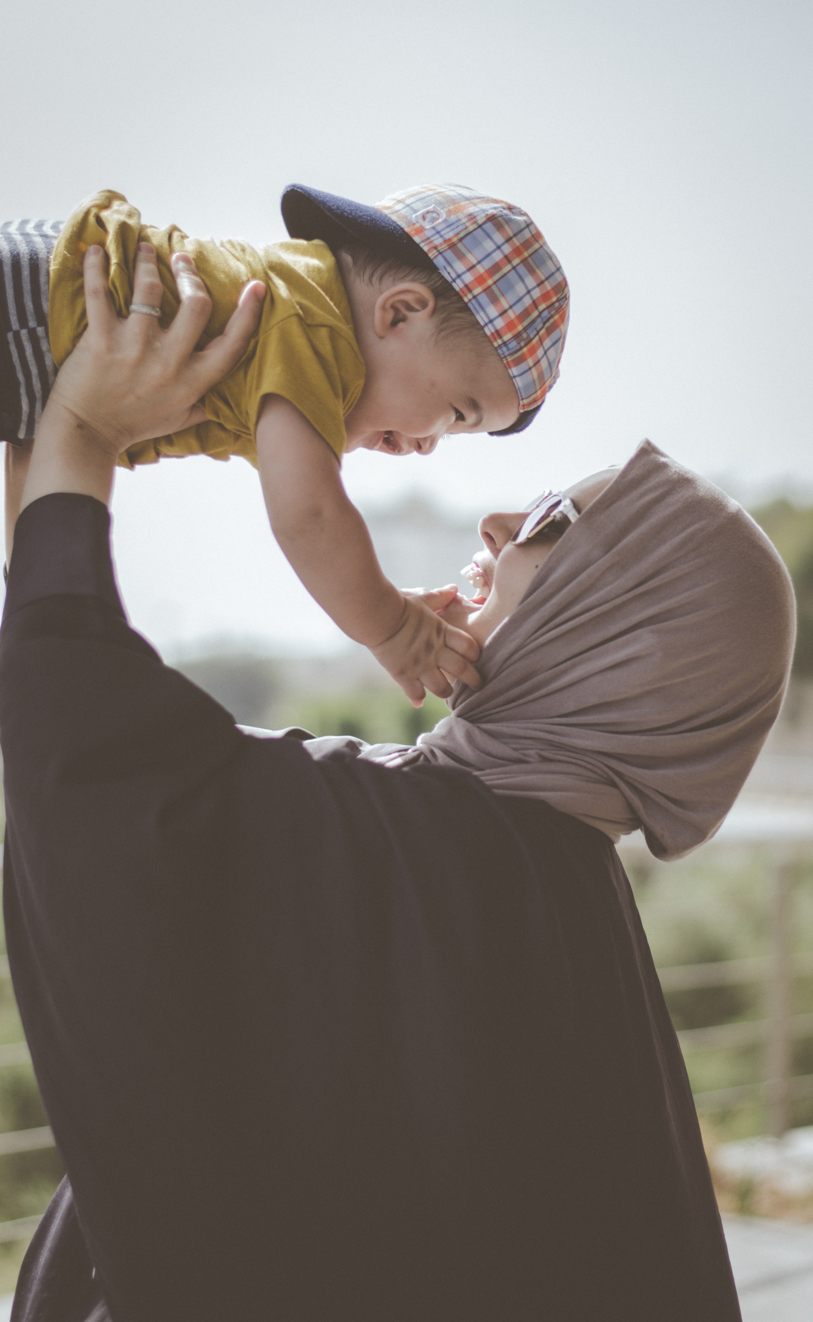 دنیای جدیدی به نام مادر شدن