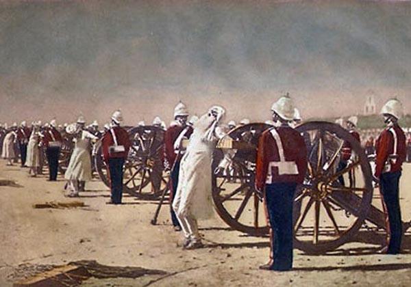 دربارهی شورش بزرگ هند به سال ۱۸۵۷