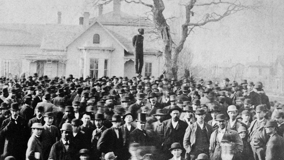 لینچینگ lynching