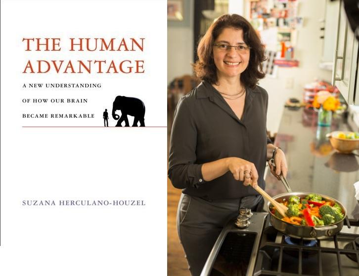 سوزانا هرکولانو نویسنده کتاب مزیت انسانی