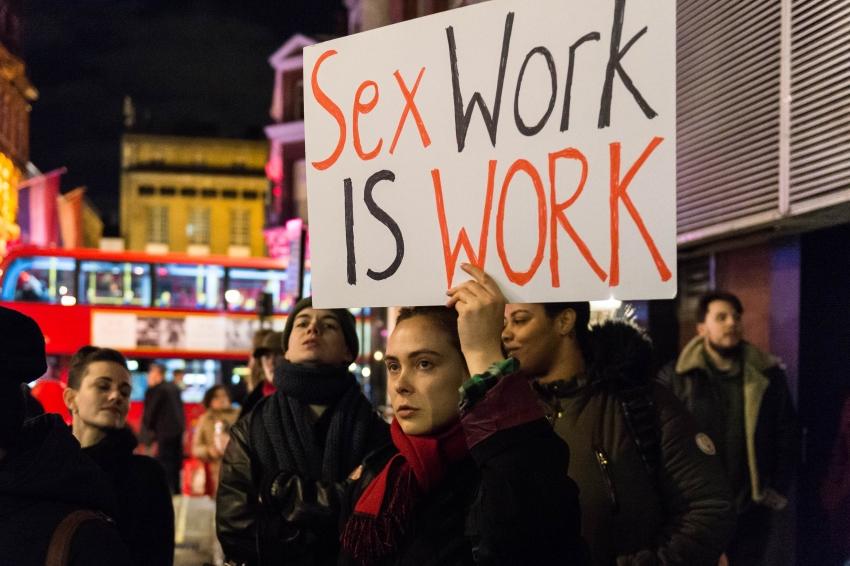 کارگر جنسی