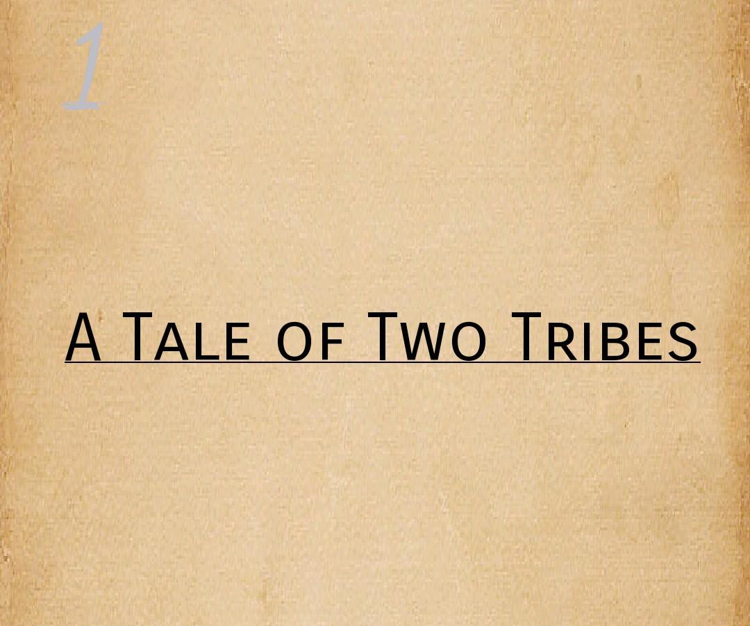 گام ۰۰۲ افسانهی دو قبیله