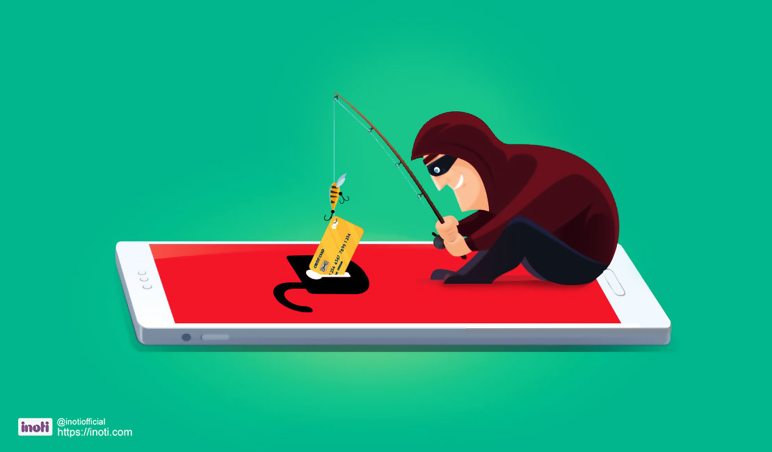 حملات فیشینگ و راههای پیشگیری از آن