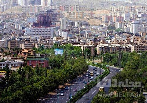 قیمت مسکن در منطقه پرطرفدار تهران