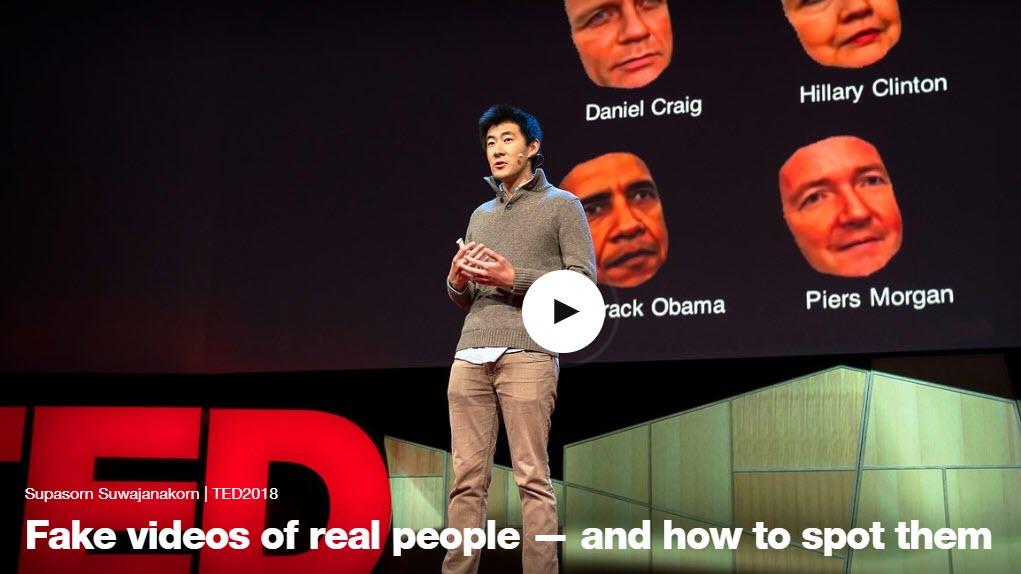 فناوری جدید و چالشهای جدید: ویدیویِ واقعیِ تقلبی