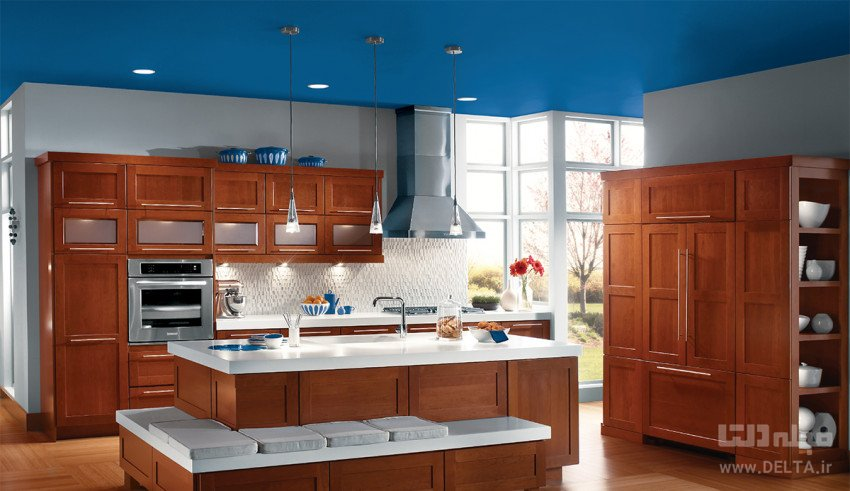 وقتشه به رنگ آمیزی سقف منزل فکر کنی
