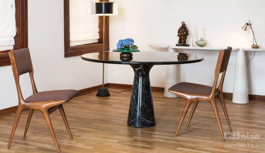 با انواع میز در دکوراسیون خانه آشنا شوید