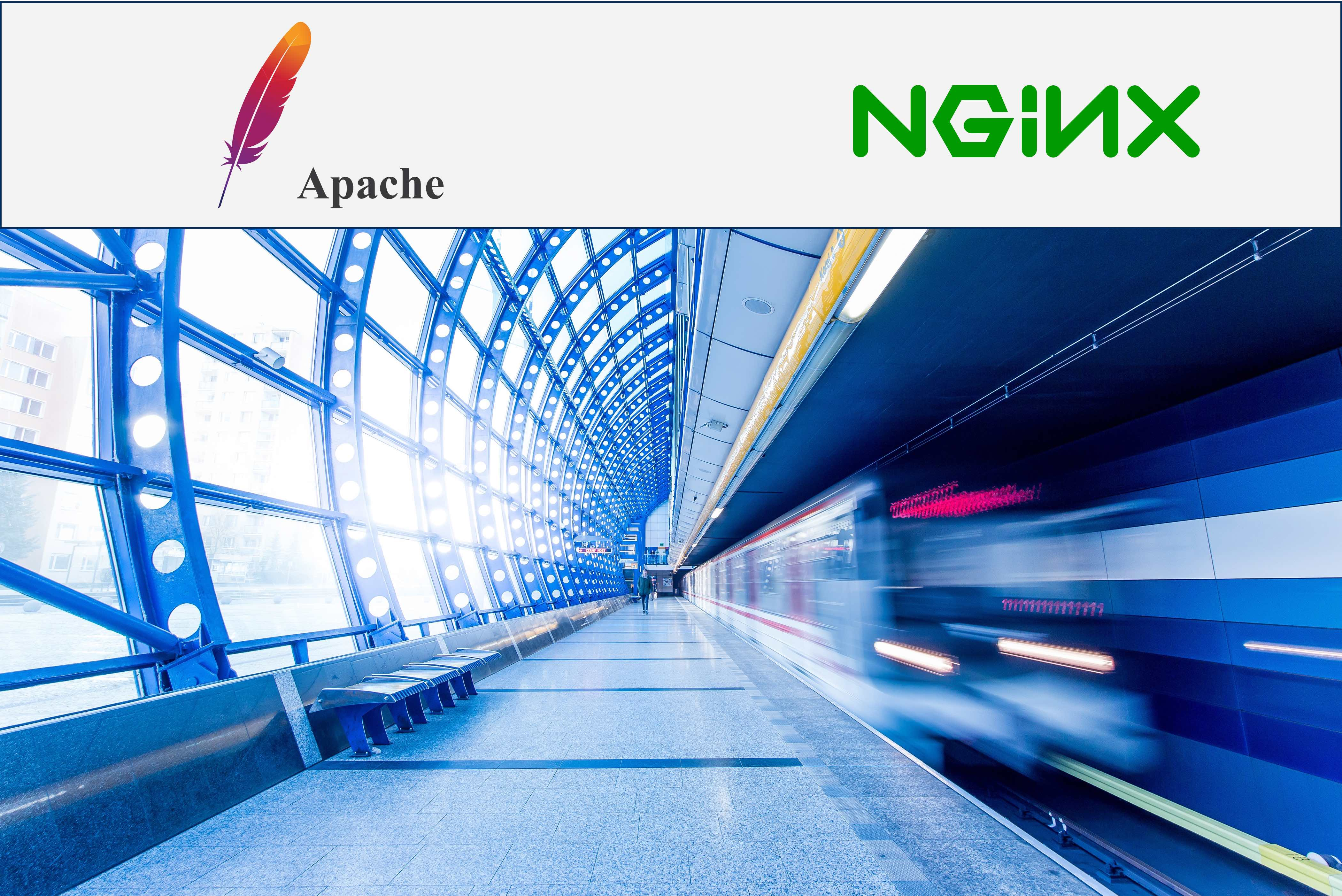 تست سرعت Apache و Nginx با طعم داکر و NodeJs