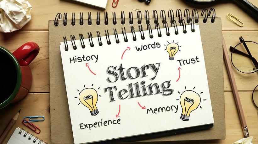 وقتی داستان ها می فروشند