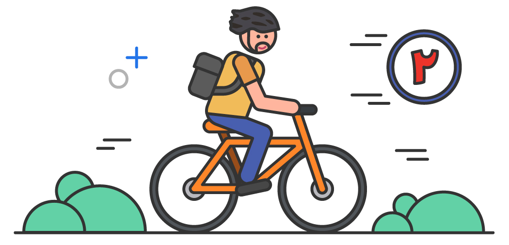 تجربه دوچرخهسواری در تهران بعد از دو سال - قسمت دوم