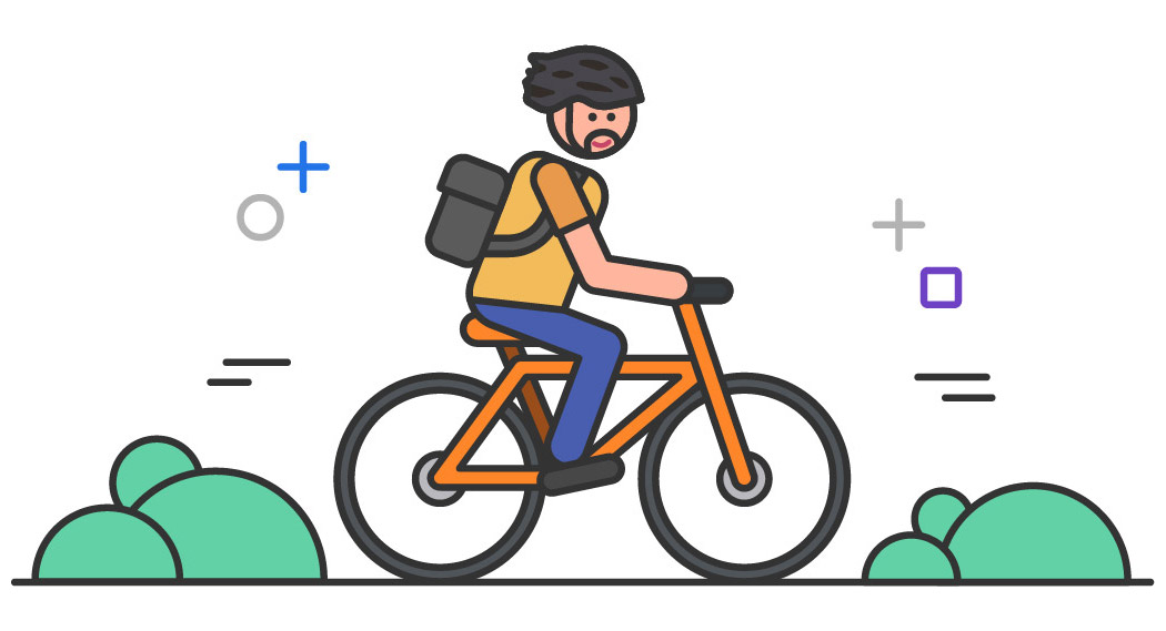 تجربه دوچرخهسواری در تهران بعد از دو سال - قسمت اول