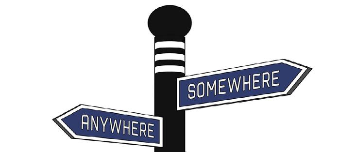 «تقابل اهالیِ جایی با اهالیِ هر کجا»