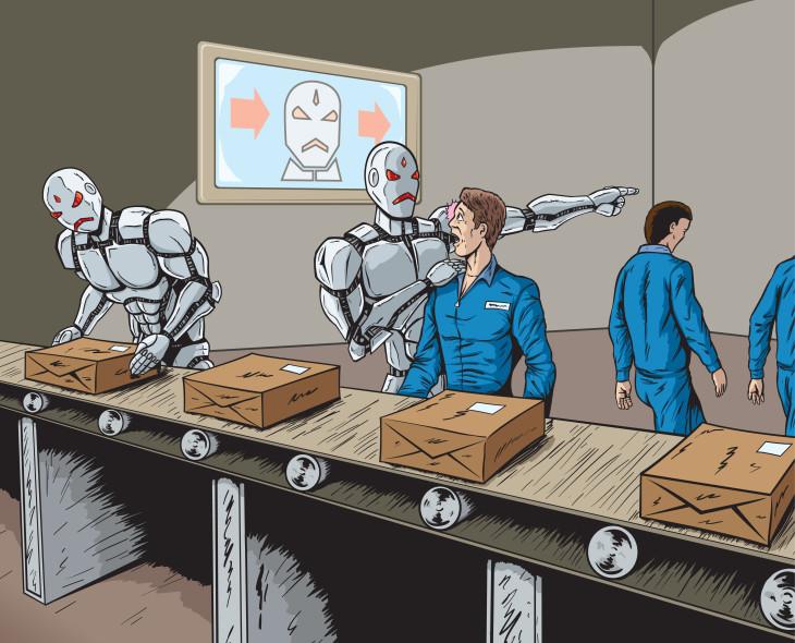 آیا آینده شغلی ما با پیشرفت تکنولوژی در خطر است؟