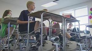 اقدام جالب معلم باهوش برای افزایش تمرکز دانش آموزان