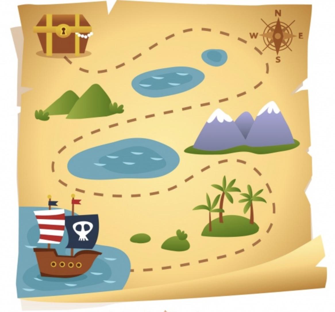 نقشهی گنج