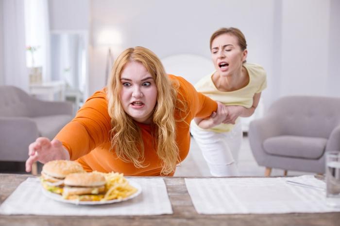 پرخوری عصبی | Binge Eating Disorder