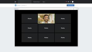 دیجیتال ساینیج با قابلیت های جدید ویدئو کنفرانس