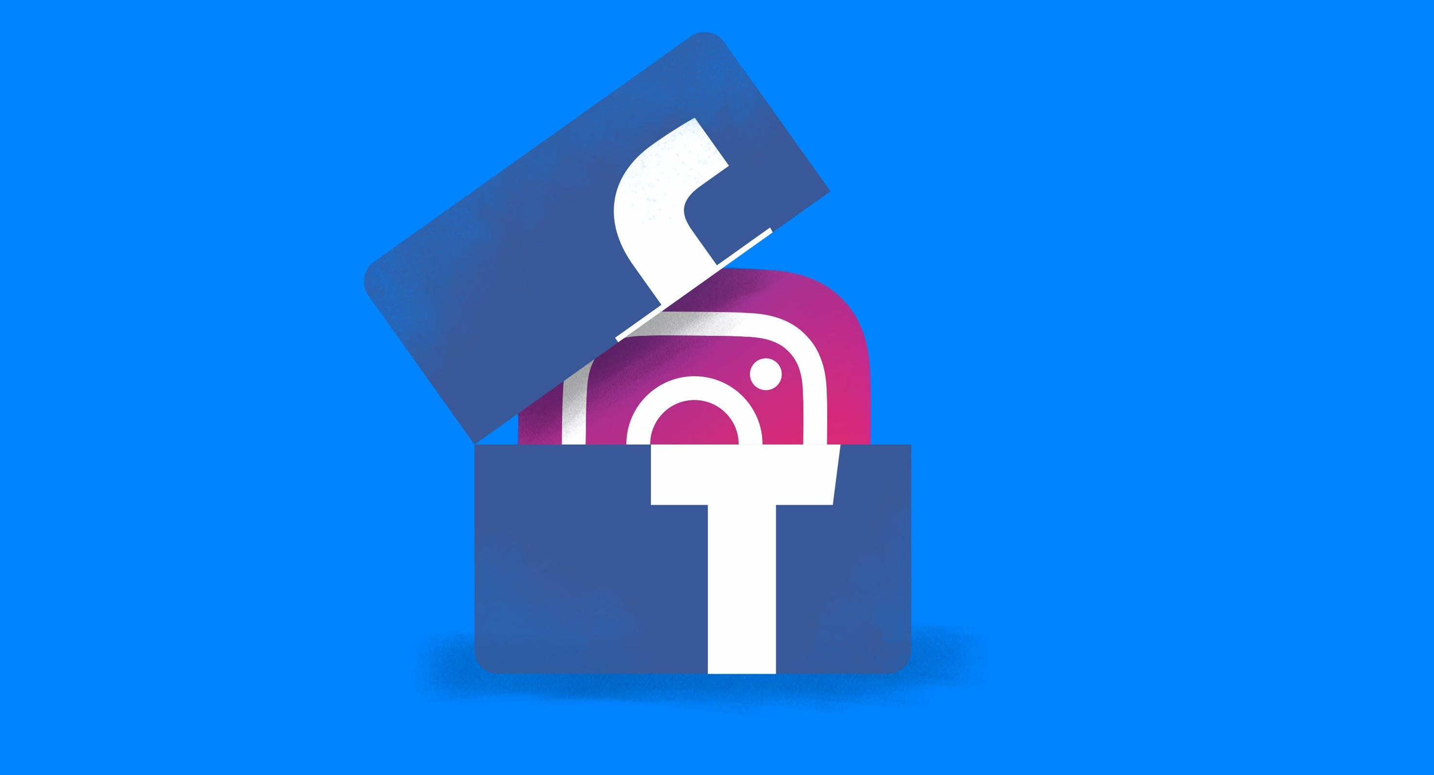 Photo of فیس بوک در حال آزمایش داستان های همگام سازی در اینستاگرام است