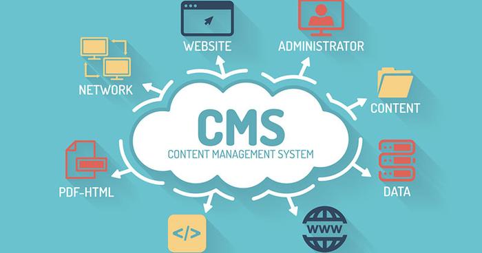 استفاده از سیستم مدیریت محتوای اختصاصی یا اماده؟
