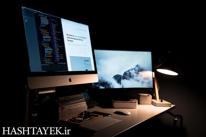 هشتایک - کارگاه آموزش برنامه نویسی وب