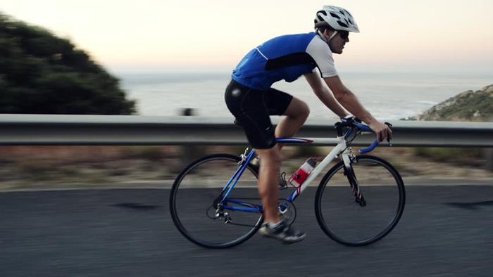 دوچرخه سواری با خدا